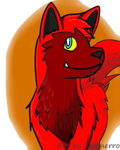 DrewTheRedPoochyena's Profile Picture