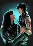 Malec : The Mortal Instruments