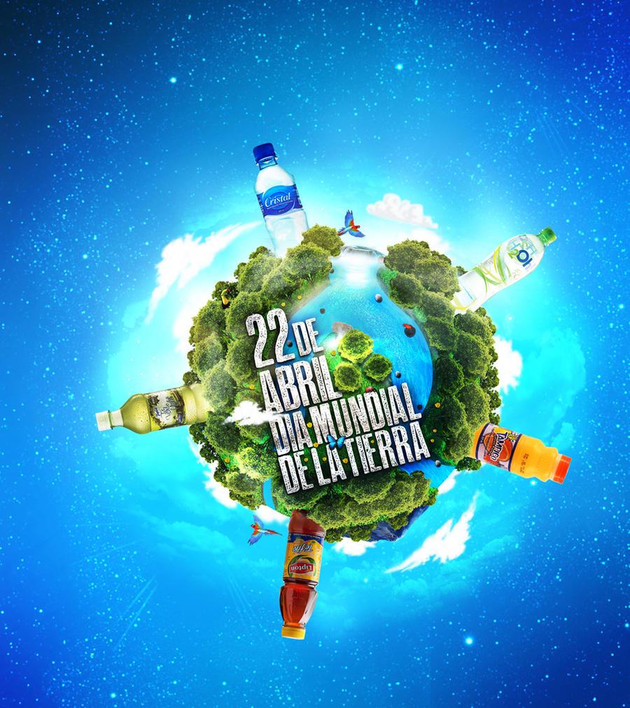 22 de abril: Dia mundial de la tierra by ginoleart
