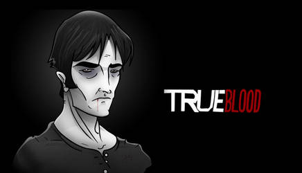 Vampire Bill - True Blood by xXStormCroweXx