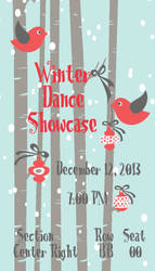 Winter Show Ticket