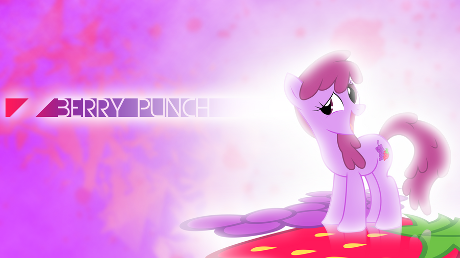 Berry Punch - Free Commision by dadio46