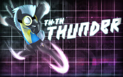 Th-th-thunder [VoE] by dadio46