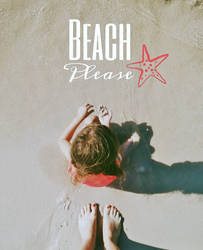 beach please by smyrnaofqueen