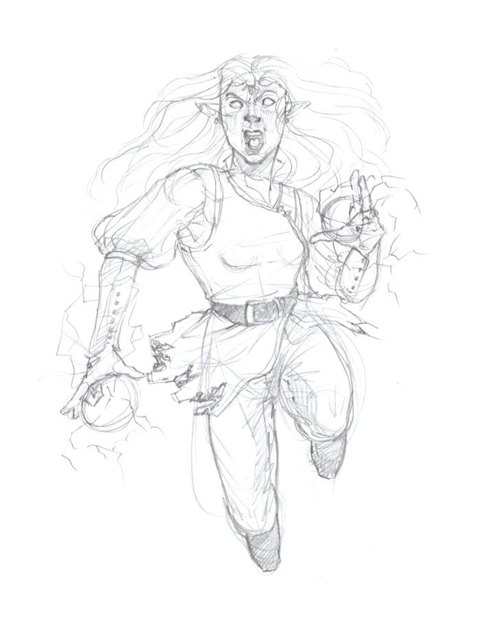 Zelda's Wrath by Mudora