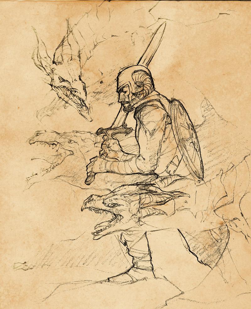 Skyrim by Mudora