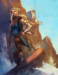 TLC - The Queen of Nothing - Zelda