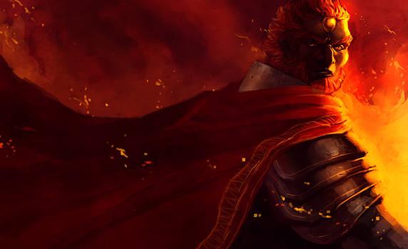 Ganon's Flame