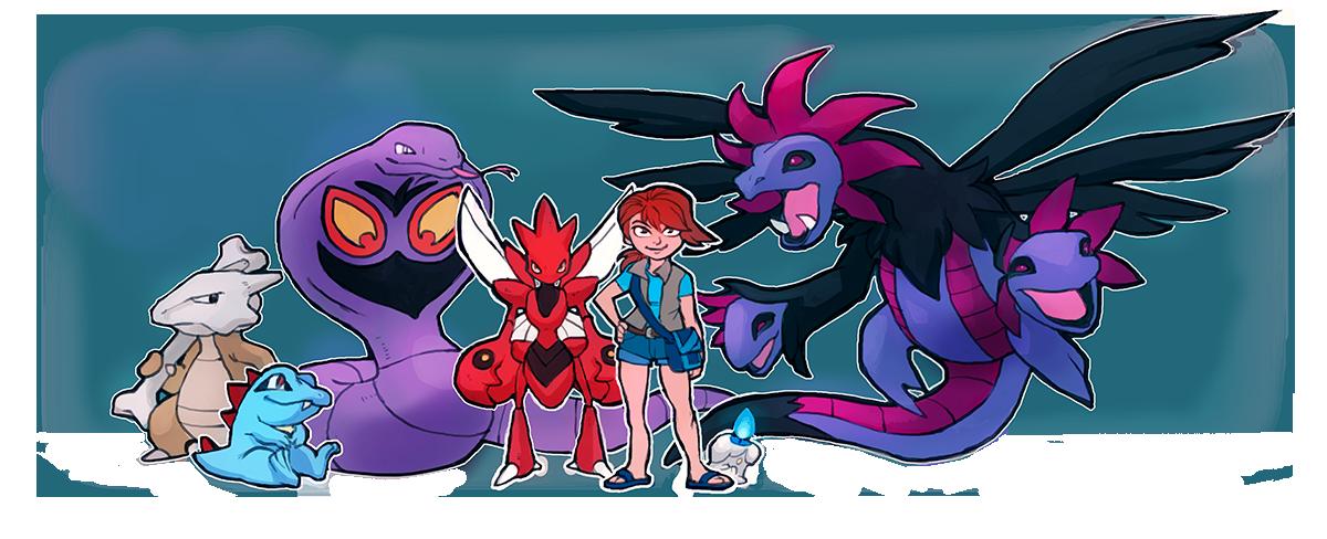 Pokemon Dream Team by Mudora