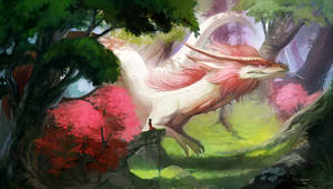 The Forest Queen by Mudora