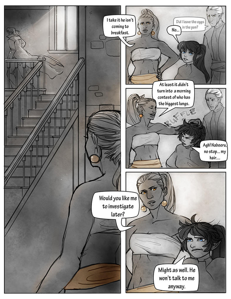 The Color Yellow - Page 33 by Mudora