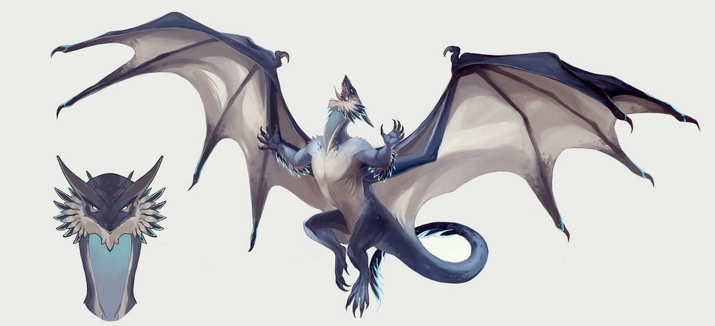 Leroy's Dragonform