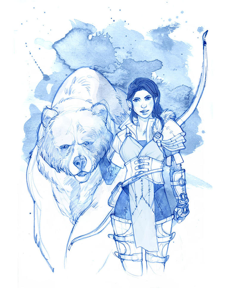 Vex and Trinket by Mudora