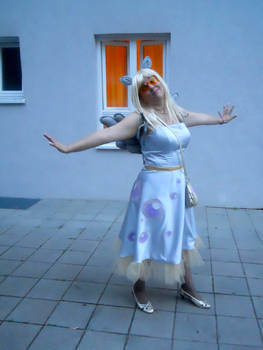 Cosplay - Picture Perfect Derpy