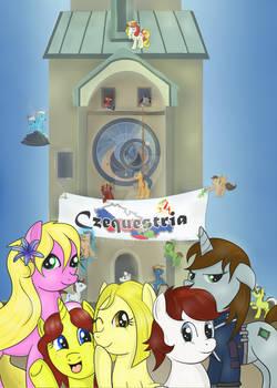 Czequestria 2014 conguide frontpage