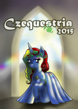 Czequestria Convention Guide Front Page 2015