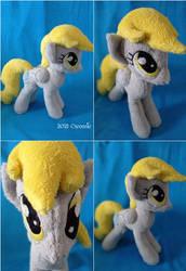 Derpy Hooves handmade plush