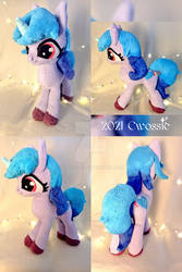 Izzy Moonbow Handmade Plushie