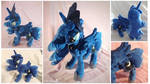 Princess Luna MLP Plush by Cwossie