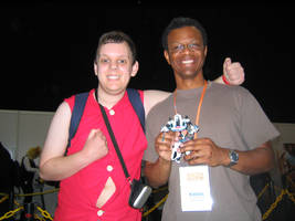 Expo May 2011 - Phil LaMarr by Pokelord-EX