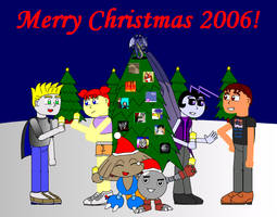 Merry Christmas Deviantart 06 by Pokelord-EX