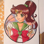Sailor Jupiter no. 2
