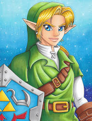 Legend of Zelda - Link