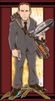 Coulson's Revenge- Avengers