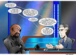 TDS/TCR Avengers Comic: Nick Fury