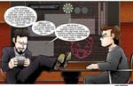 TDS/TCR Avengers Comic: Tony Stark
