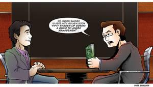 TDS/TCR Avengers Comic: Bruce Banner