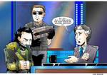 TDS/TCR Avengers Comic: Loki