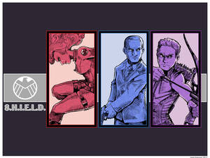Agents of S.H.I.E.L.D. Take Two