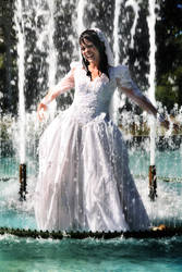 Fountain by ThirstyEye
