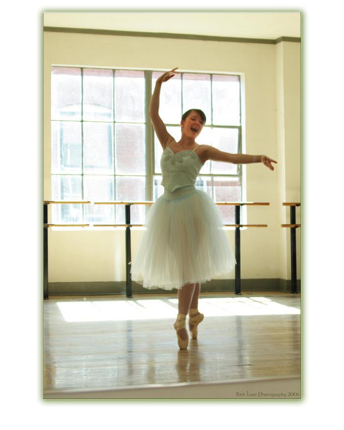 The Joy of Dance by ThirstyEye