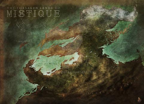Fantasy Map - Mystique