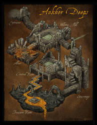 One Page Dungeon Contest 2012 by Djekspek