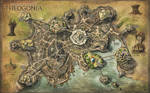 Theogonia City Map for Erevos Campaign