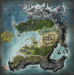 Princess Map