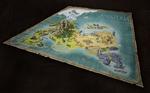 Lands of Sinisteria - Worldmap by Djekspek