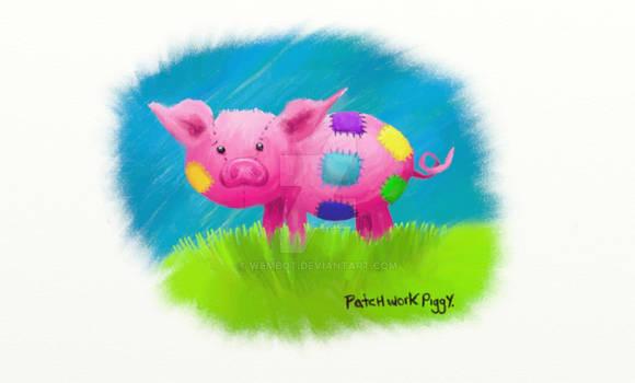 PatchWork Piggy