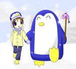 My Chubby Antarctic Friend