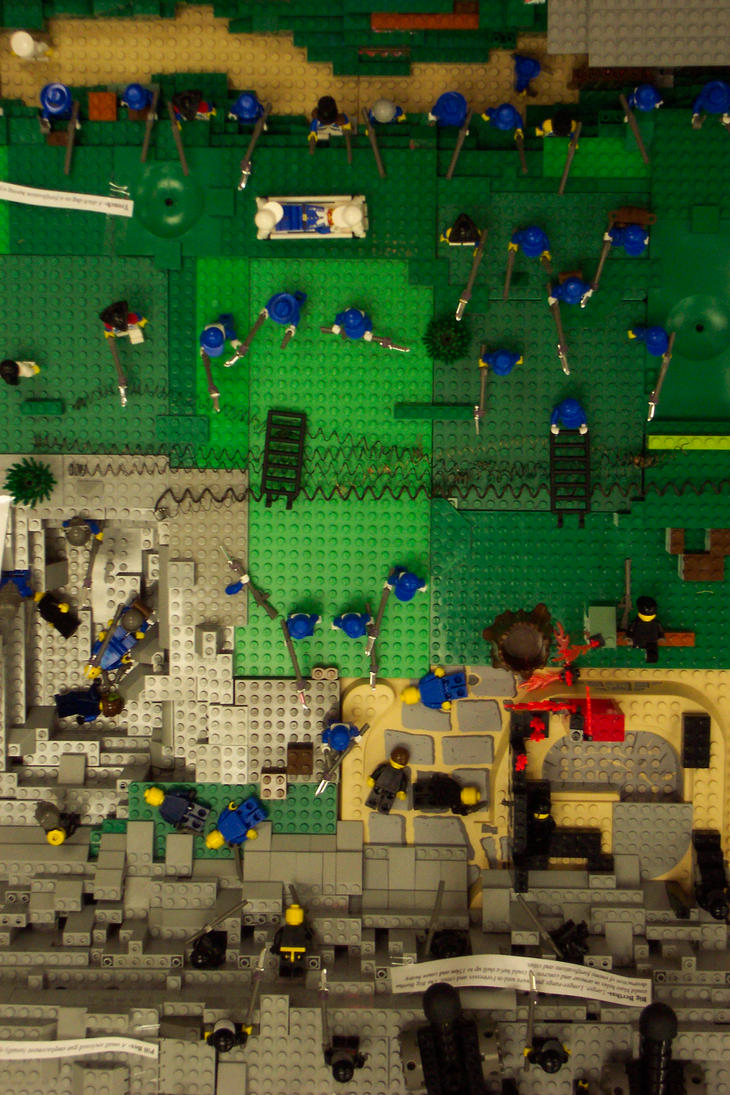 Lego World War I Project by The-Dotted
