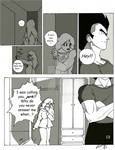 Page 13 'Three Years' by ArwingRox