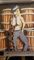 Gangster by binkydragonlord