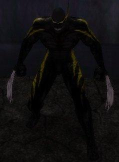 CoV: Symbiote Wolverine 1 by OrionSTARB0Y