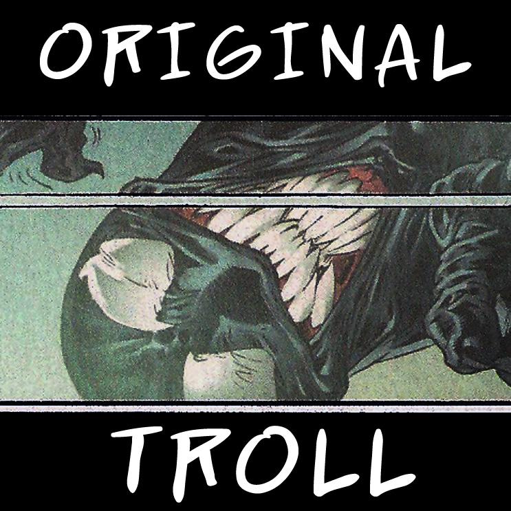 аватарка тролля: