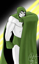 The Spectre - Inspired by Fleischer + Baily