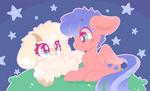 Starry Night Cuddles