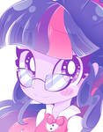 Twilight Sparkle Sees You!
